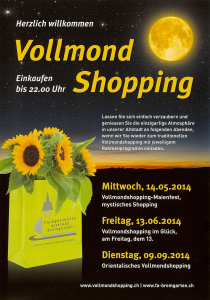 vollmondshopping 09.09.14
